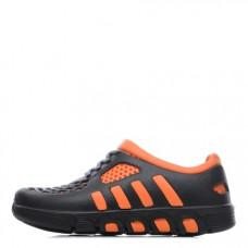 Кроссовки ЭВА SPECI.ALL, чёрно-оранжевый