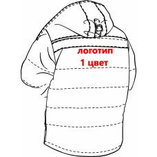 Нанесение логотипа-термотрансфер СОЛЬВЕНТ, кол-во цветов: 1, размер А4