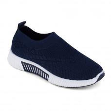 Кроссовки ЭСО WANNGO синие, ПВХ, мод.WGS-03-T-1, женские