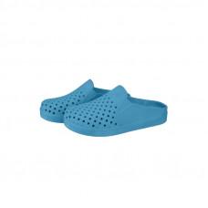 Сабо AIR STEP женские, цвет - голубой (кор. 5 пар)