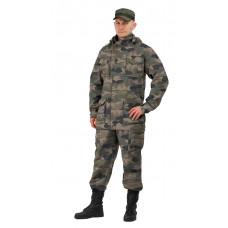 """Костюм """"КАПРАЛ"""" куртка/брюки, цвет: кмф """"Улица"""", ткань: Твил Пич 210"""