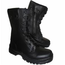 """Ботинки ЭСО с высоким берцем """"Гвардия"""" арт.А105/2НМ  на натуральном меху"""