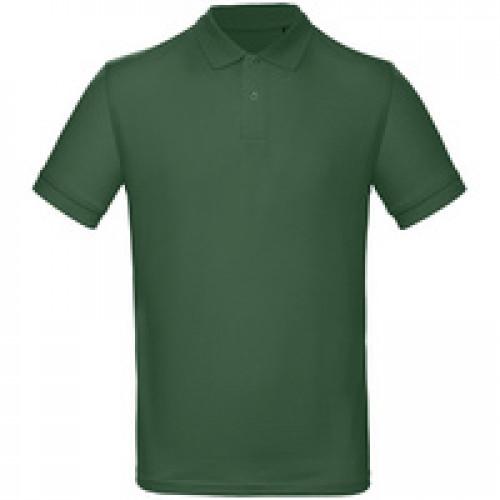 Рубашка поло мужская Inspire, темно-зеленая