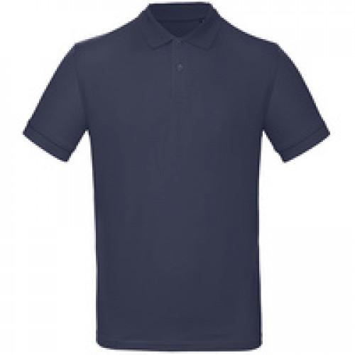 Рубашка поло мужская Inspire, темно-синяя