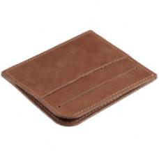 Чехол для карточек Apache, коричневый