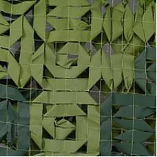 """Сеть маскировочная """"Стандарт"""" МС1-6  3х6м. (зелёный) инд.заказ"""