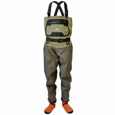 Вейдерсы мужские Nordman Energy 5L из мембраны с неопреновым носком