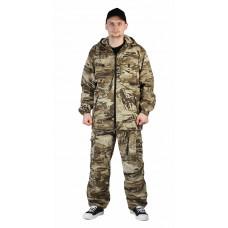 """Костюм """"ТУРИСТ 2"""" куртка/брюки цвет: кмф """"Бежевая Кукла"""", ткань: Твил Пич"""