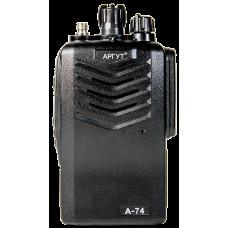 Радиостанция портативная Аргут А-74 dPMR VHF