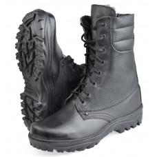 "Ботинки с высоким берцем  ""Ратник-Зима"" на шерстяном меху, подошва резина (в уп. 8 пар)"