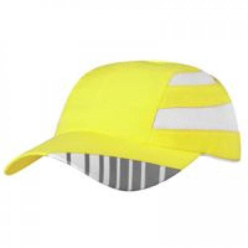 Бейсболка Ben Nevis со светоотражающим элементом, желтая