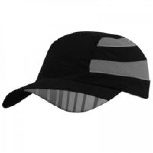 Бейсболка Ben Nevis со светоотражающим элементом, черная