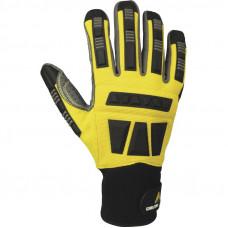 Перчатки трикотажные с защитными накладками EOS VV900JA DeltaPlus
