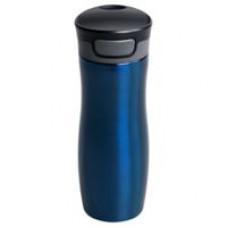 Термостакан Tansley, герметичный, вакуумный, синий