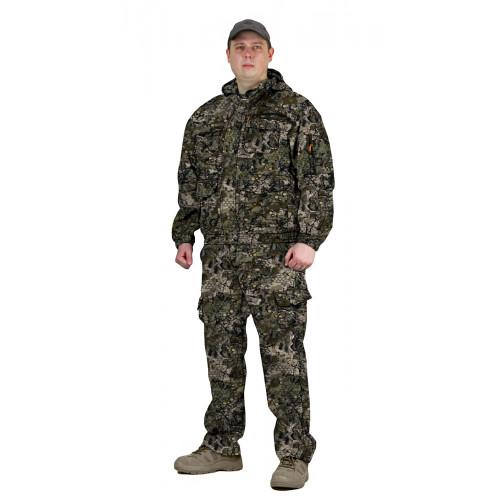 "Костюм ""БАРС"" куртка/брюки, цвет: кмф ""Оникс"", ткань: Грета"