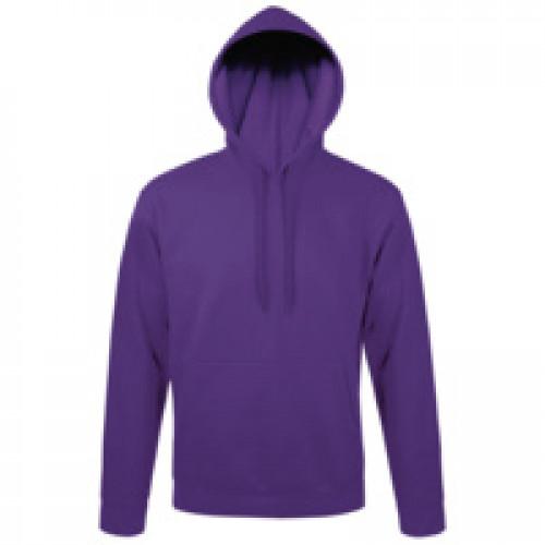 Толстовка с капюшоном Snake II темно-фиолетовая