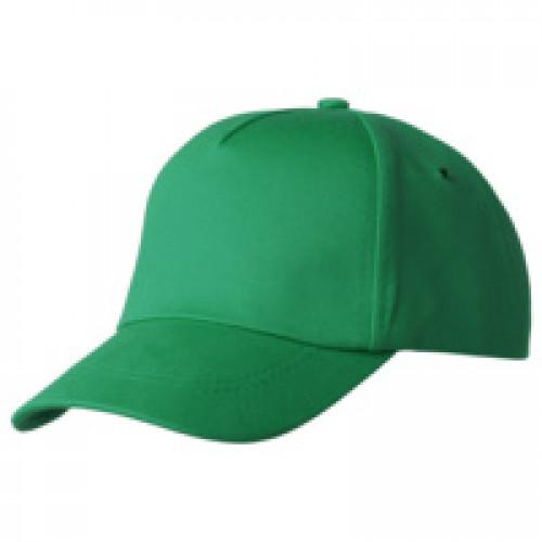 Бейсболка Bizbolka Convention, темно-зеленая