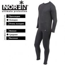 Термобелье Norfin Cotton Line Black