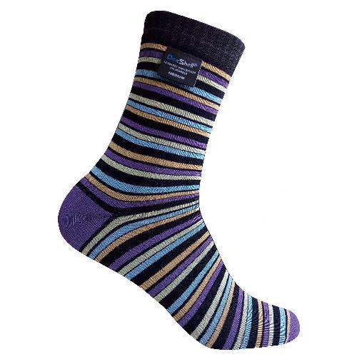 Водонепроницаемые носки DexShell Ultra Flex stripe
