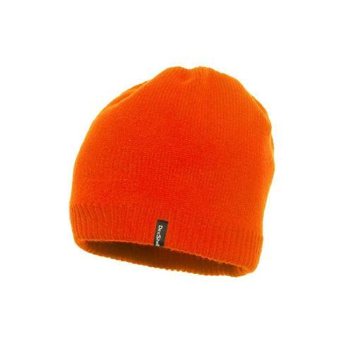 Шапка водонепроницаемая Dexshell Beanie Solo оранжевый