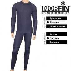 Термобелье Norfin Cotton Line Navy