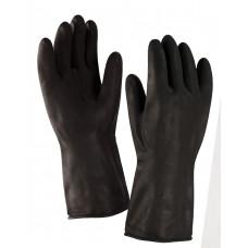 Перчатки резиновые технические КЩС-1 (100 пар в уп.)