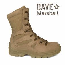 """Ботинки кожаные с высокими берцами COBRA D-8"""""""