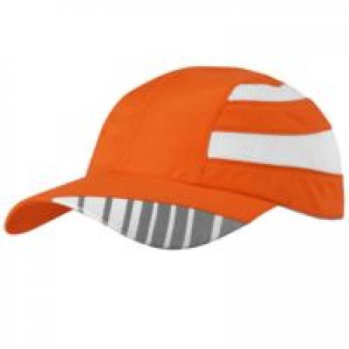 Бейсболка Ben Nevis со светоотражающим элементом, оранжевая