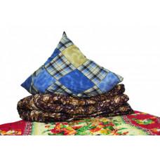Комплект новый одеяло + подушка