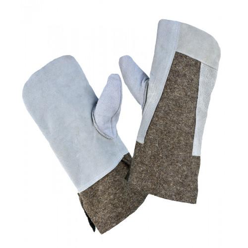 Вачеги для металлурга сукно - спилок П-обр (50 пар в уп.)