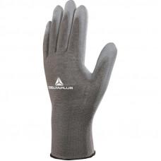 Перчатки трикотажные с ПУ покрытием VE702PG DeltaPlus