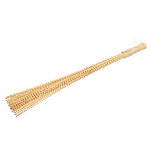 Веник  массажный, бамбуковый 4,5х68 см