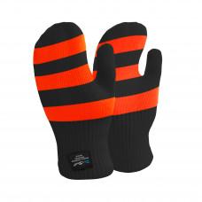 Водонепроницаемые детские варежки Dexshell Children mittens, оранжевые