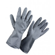 Перчатки резиновые технические КЩС-2 (200 пар в уп.)