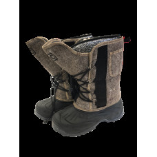 Сапоги LC мужские суконные, на шнурках, ТЭП, ассорт. короб- 6 пар (42-1, 43-1, 44-2, 45-1, 46-1)