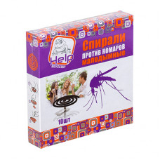 Спирали против комаров, 10 шт. в упаковке