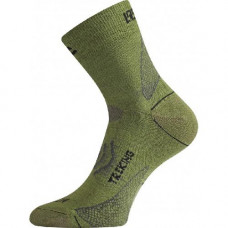 Носки Lasting TNW 698, wool+nylon, зеленый