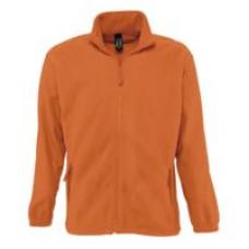 Куртка мужская North 300, оранжевая