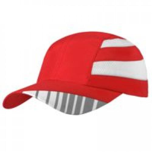 Бейсболка Ben Nevis со светоотражающим элементом, красная