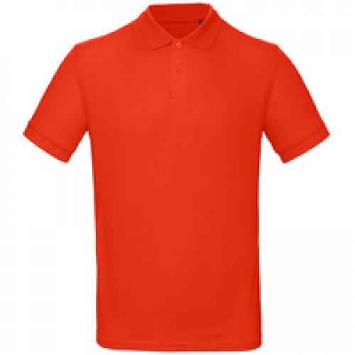 Рубашка поло мужская Inspire, красная