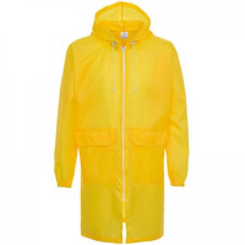Дождевик Rainman Zip Pockets, желтый