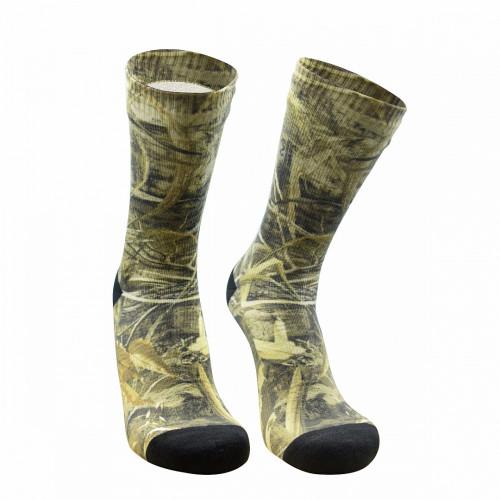 Водонепроницаемые носки Dexshell StormBLOK, камуфляж