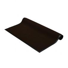 """Коврик влаговпитывающий, ребристый """"TRIP"""" 90*120 см , коричневый"""