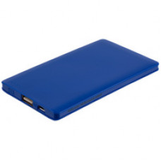 Внешний аккумулятор Easy Trick, 4000 мАч, синий