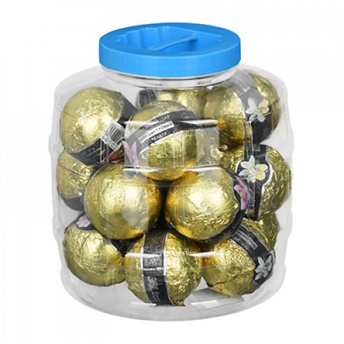 Бурлящие шары для ванны перламутровые (бурбонская ваниль, сладкий миндаль, дикая орхидея), 120 г