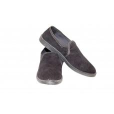 Туфли вельветовые STEP на резинке (кор. 5 пар)