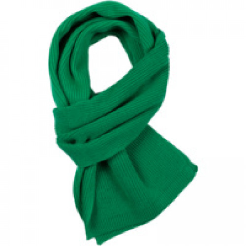 Шарф Amuse, зеленый