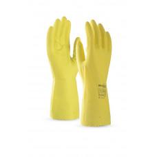 Перчатки БЛЕСК L-F-01 хозяйственные латексные Manipula Specialist™