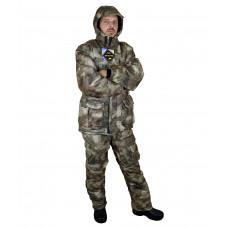 """Костюм мужской """"Tauren"""" зимний,куртка/полукомб.,тк./подкл.:Alova Premium/PolyBrushed,кмф""""Beigecloud"""""""
