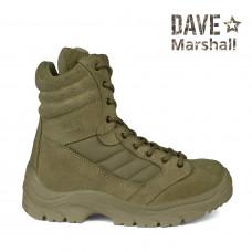 """Ботинки кожаные с высокими берцами TERRA O-7"""""""